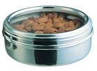 food container transparent lid